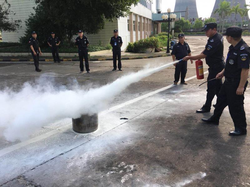 消防实地演练(3)